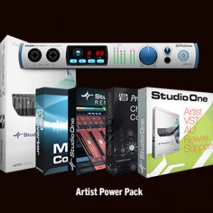 Free when you buy a Studio 192 Mobile until 30th April 2017
