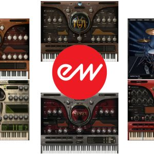 East West Virtual Instrument Software March Madness Sale