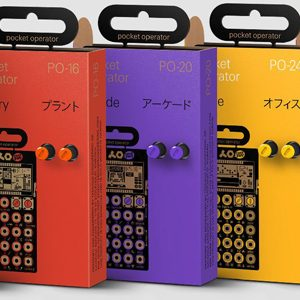 Pocket Operator Drum machines