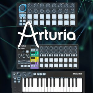 Arturia Step Sequencers