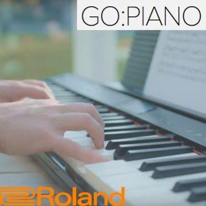 GO:PIANO 61 Key Bluetooth Digital Piano