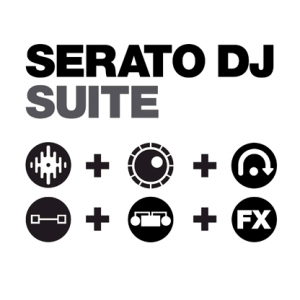 Serato DJ Suite All in one suite for Serato DJ