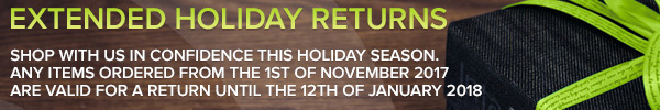Extended Holiday Returns at Inta Audio