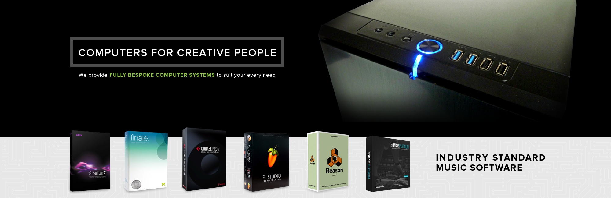 Computers for Creative People