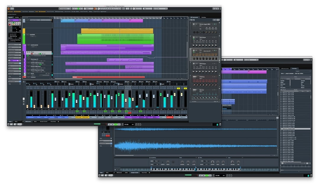 What's new in Cubase 9