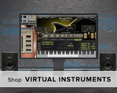 Virtual Instruments and Plugin Software
