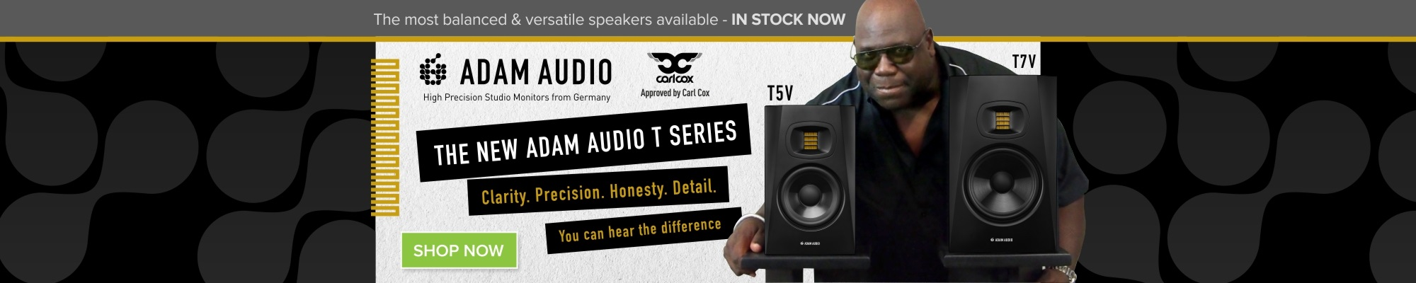 Adam Audio New T Series Monitors