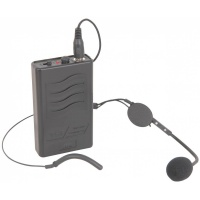 QTX Wireless Headset Mic for QRPA PA Systems (175.0MHz)