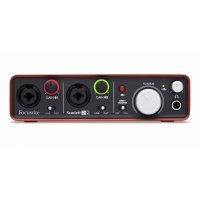 Focusrite Scarlett 2i2 2 in / 2 out USB Audio Interface
