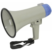 Adastra Portable Megaphone with Siren and Strap 10W