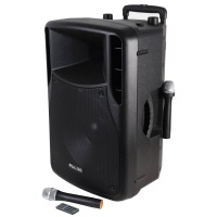 Pulse APS15PA Portable PA System with Wireless Microphone
