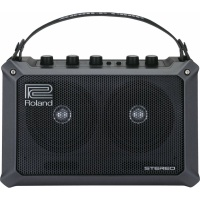 Roland Battery-Powered Stereo Amplifier - MOBILE CUBE