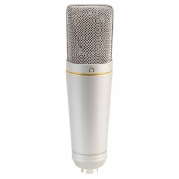 USB Studio Condenser Microphone - Pulse PLS00546