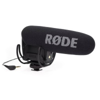 Rode VideoMic Pro R - DSLR & Camcorder Microphone