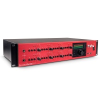 Focusrite Clarett 8Pre X Thunderbolt Audio Interface
