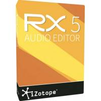 iZotope RX 5 Audio Editor (Serial Download)