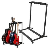 AudioKraft GS4 - 4 Way Guitar Folding Rack