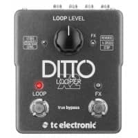 TC Electronic Ditto x2 Guitar Looper Pedal