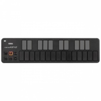 Korg NanoKEY 2 USB Keyboard BLACK