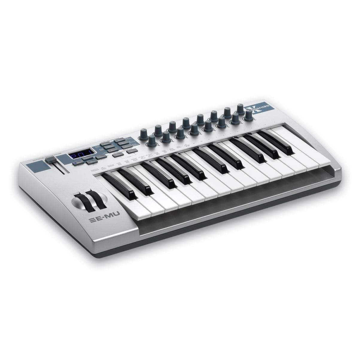 EMU Xboard 25 Midi Keyboard - 25 Key Midi Keyboard from ...
