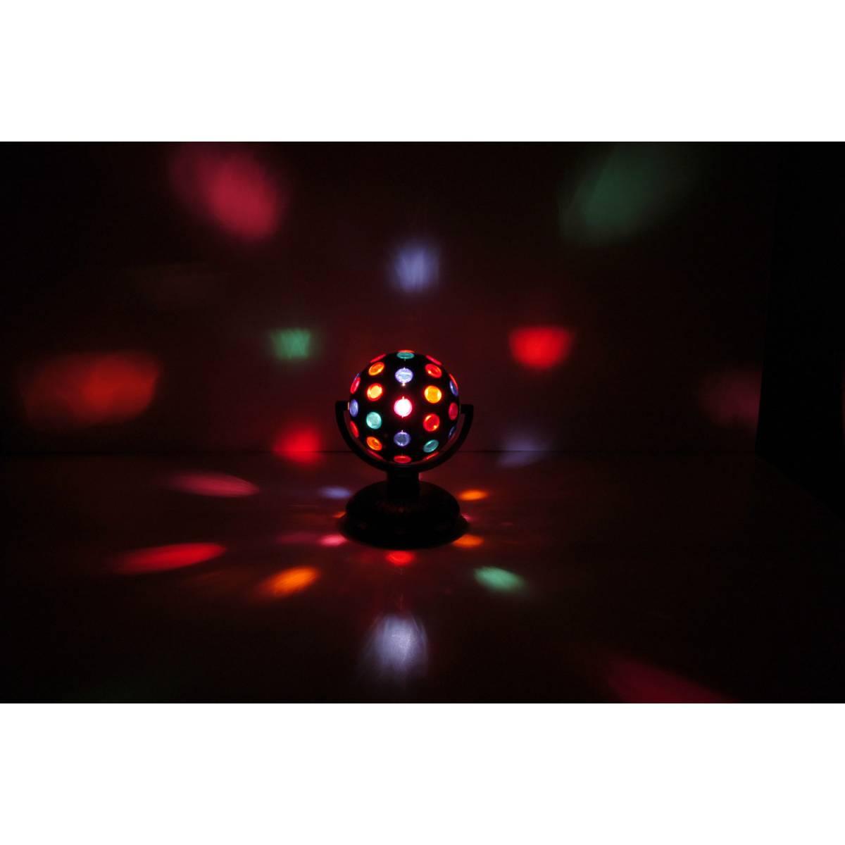 Rotating Disco Ball Li...