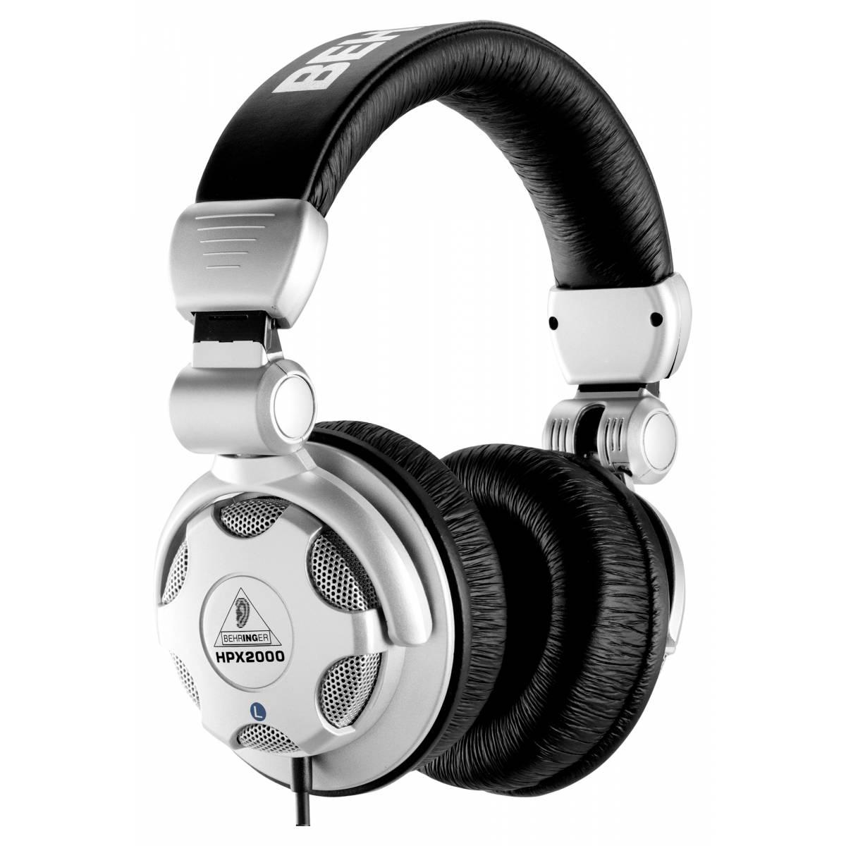 behringer hpx2000 studio headphones monitoring from inta audio uk. Black Bedroom Furniture Sets. Home Design Ideas