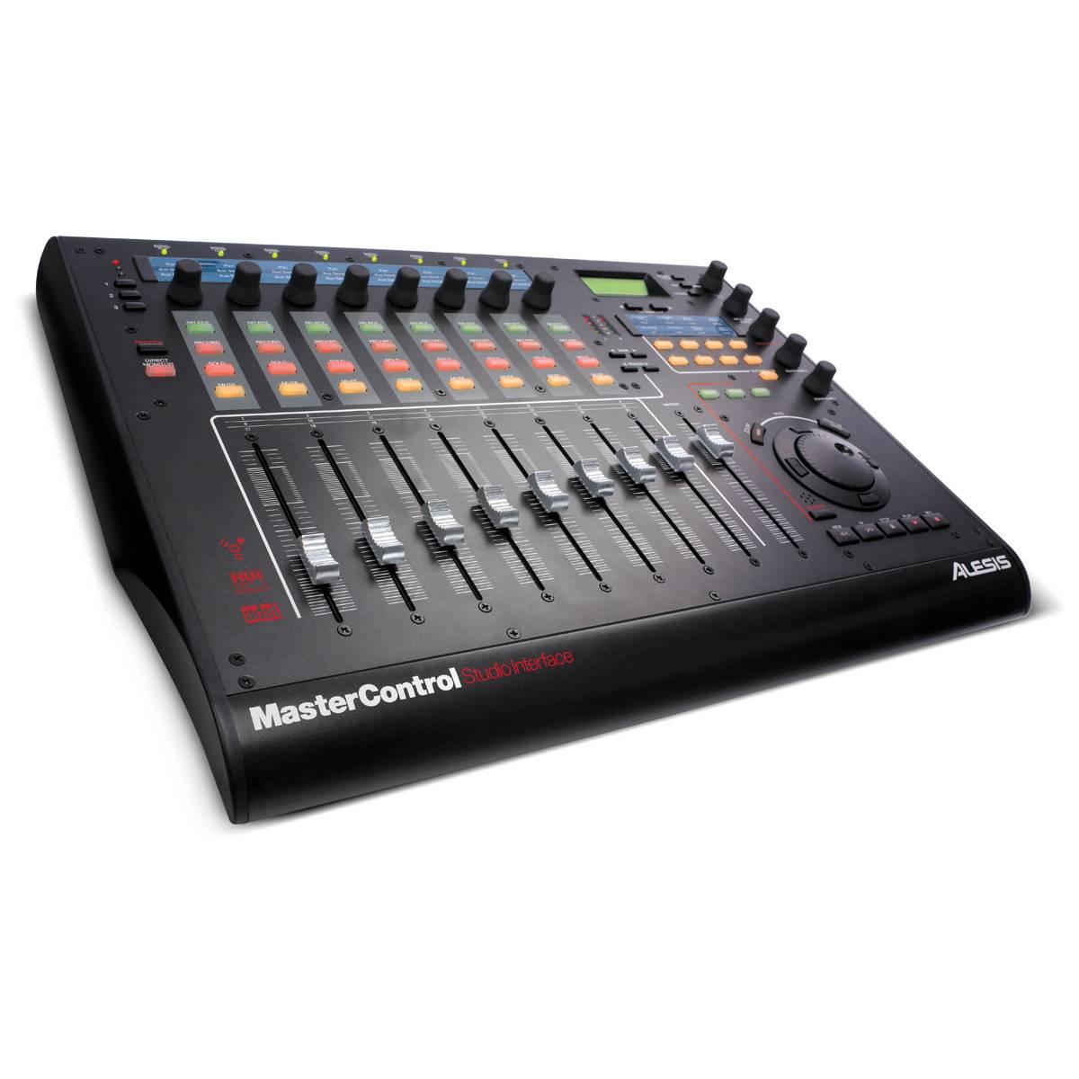 Alesis MasterControl Control Surface Audio Studio Interface NOT WORKING