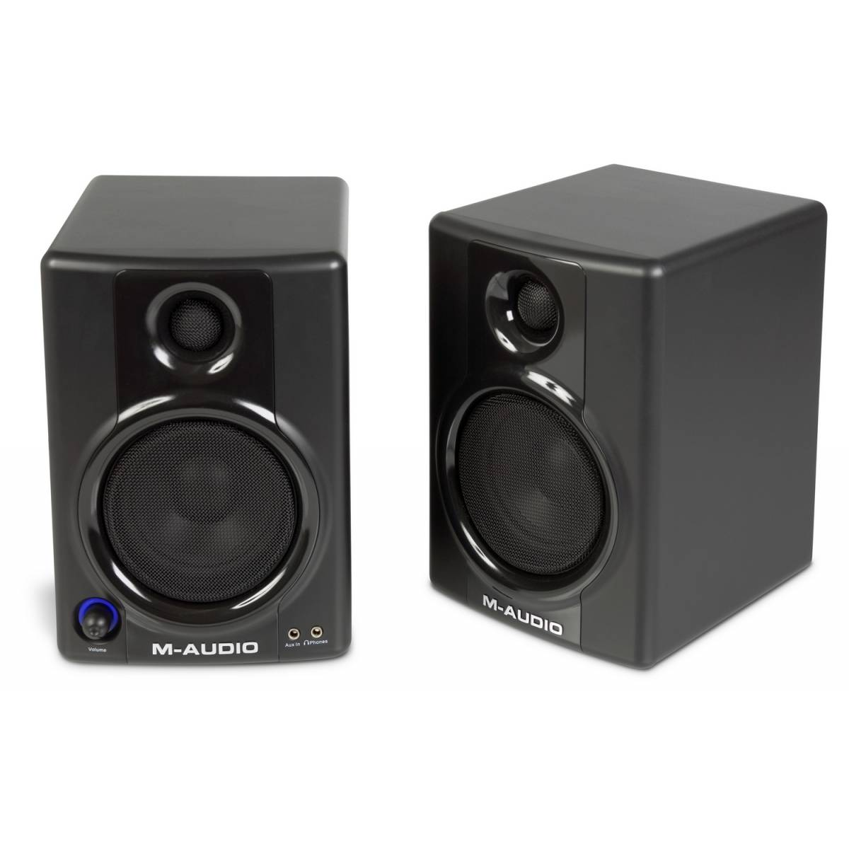 m audio studiophile av30 studio monitors studio monitor speakers from inta audio uk. Black Bedroom Furniture Sets. Home Design Ideas