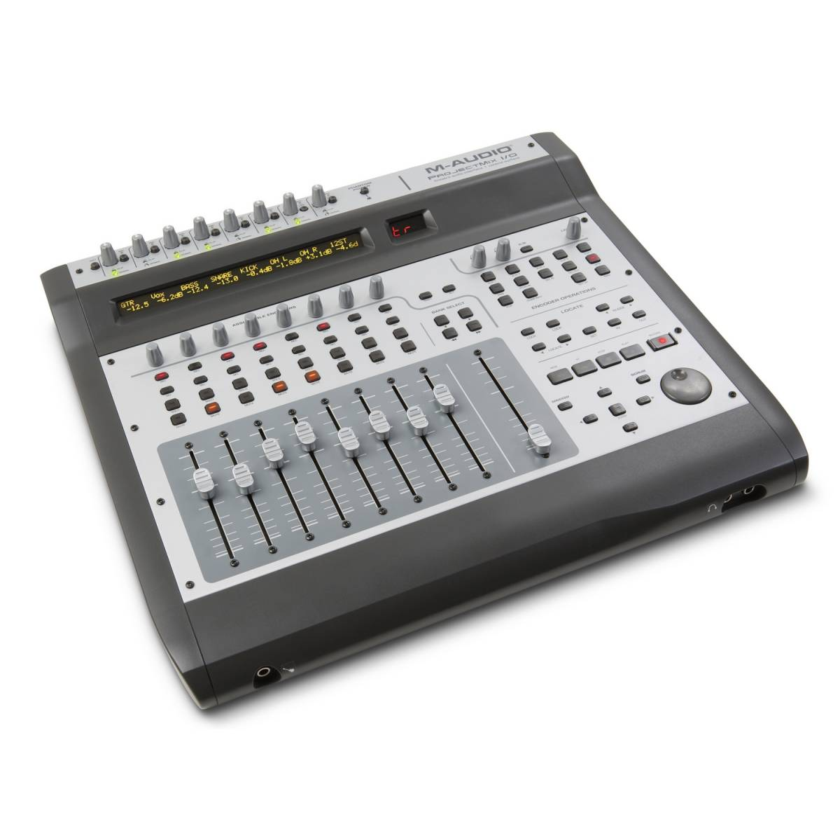 Audio control surface