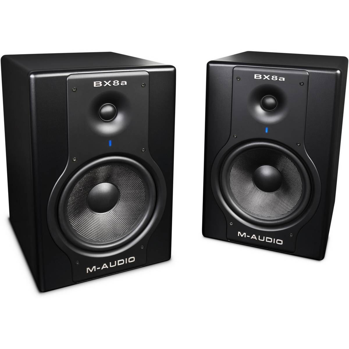 m audio studiophile bx8a deluxe studio monitors studio monitor speakers from inta audio uk. Black Bedroom Furniture Sets. Home Design Ideas