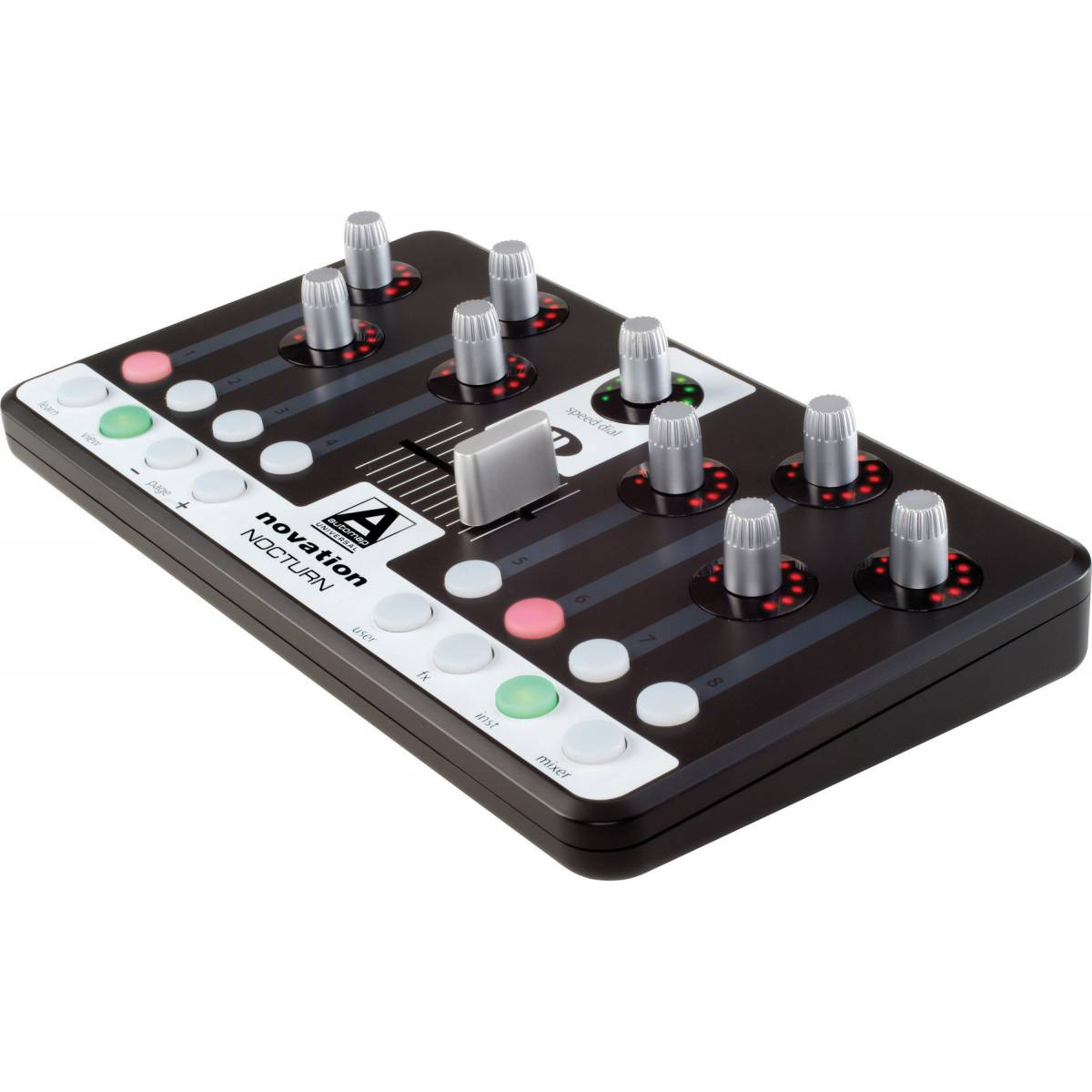 novation nocturn midi controller. Black Bedroom Furniture Sets. Home Design Ideas