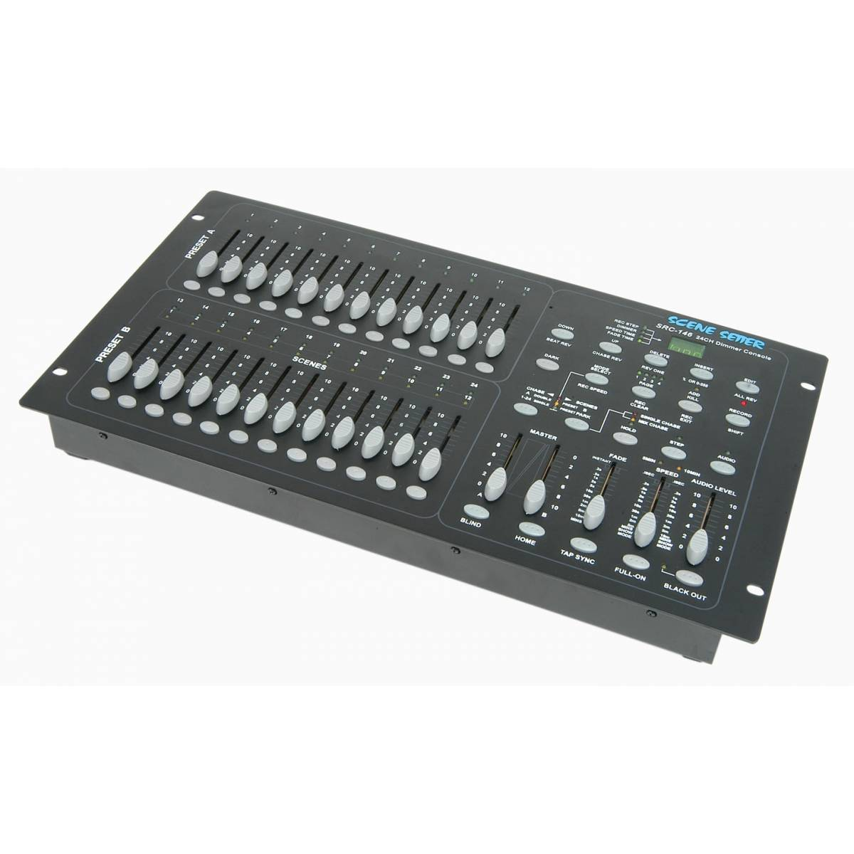 Skytec 24-Channel DMX Light Control Panel