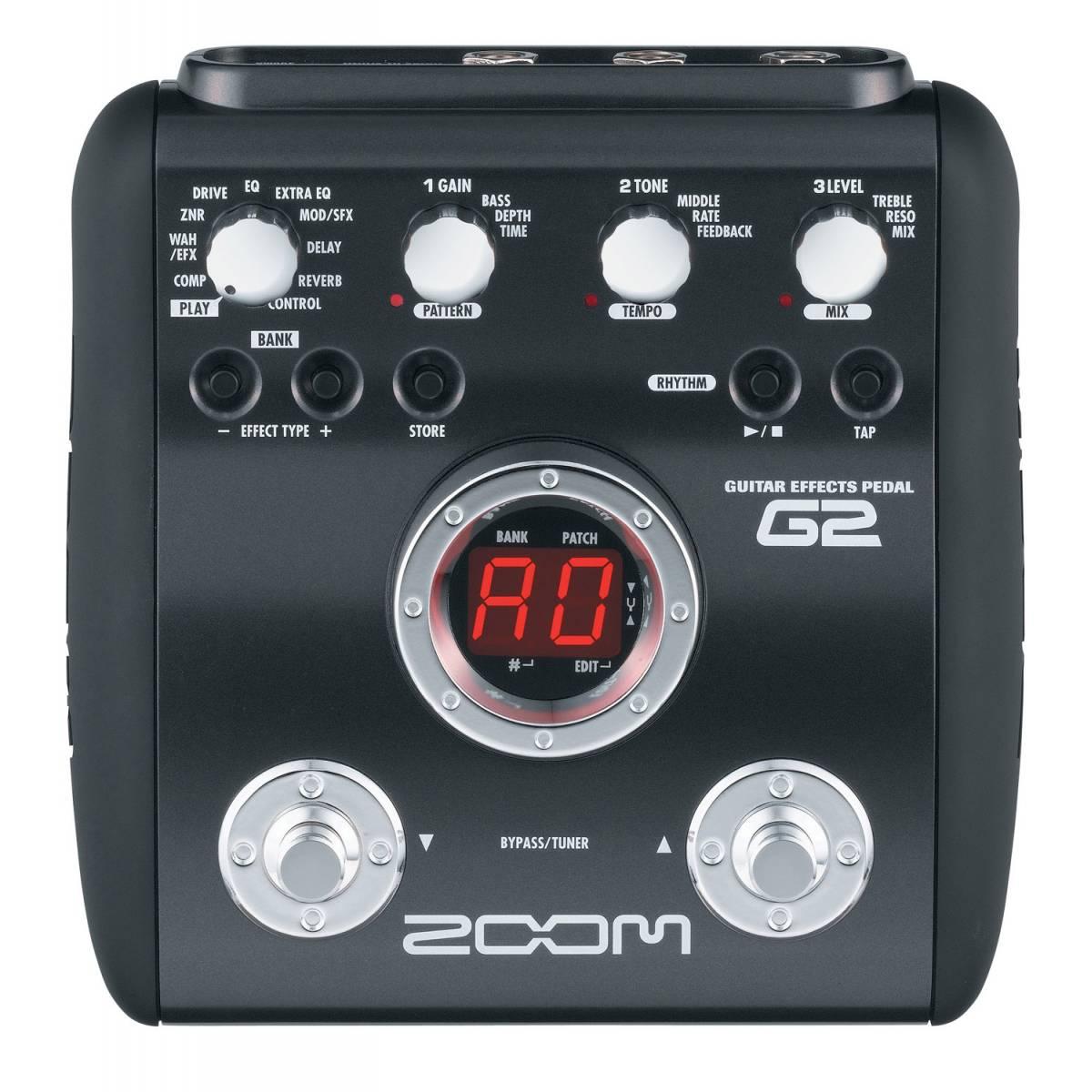 Zoom G2 Pedal : zoom g2 guitar effects pedal ~ Russianpoet.info Haus und Dekorationen