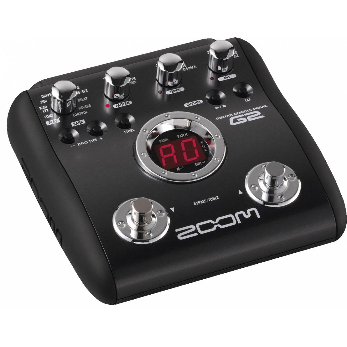 zoom g2 guitar effects pedal. Black Bedroom Furniture Sets. Home Design Ideas