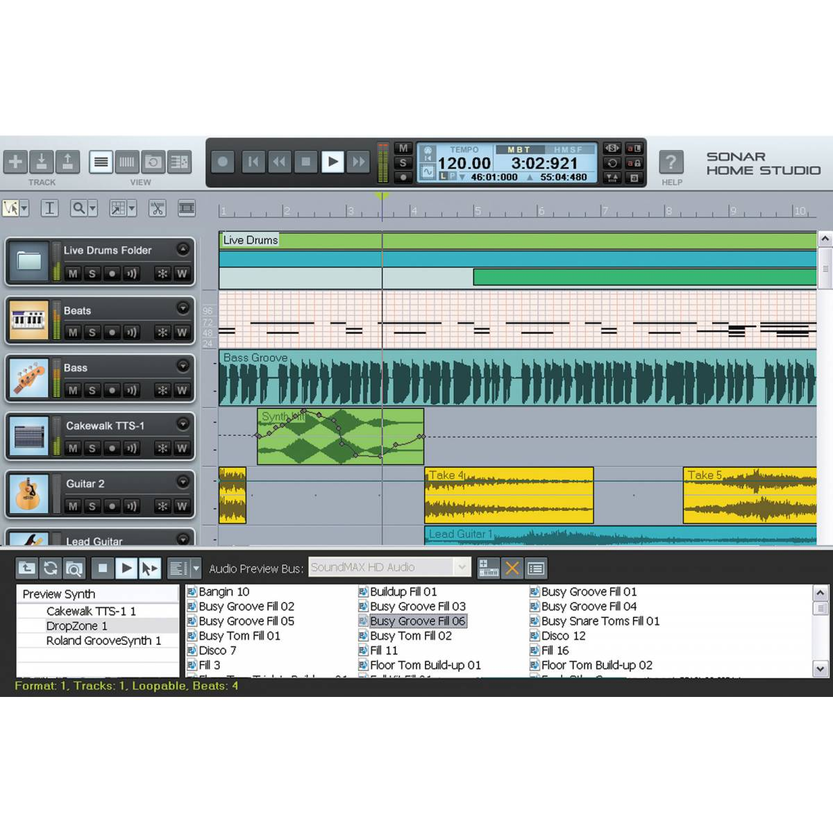 how much Cakewalk Sonar Producer Edition for students software?
