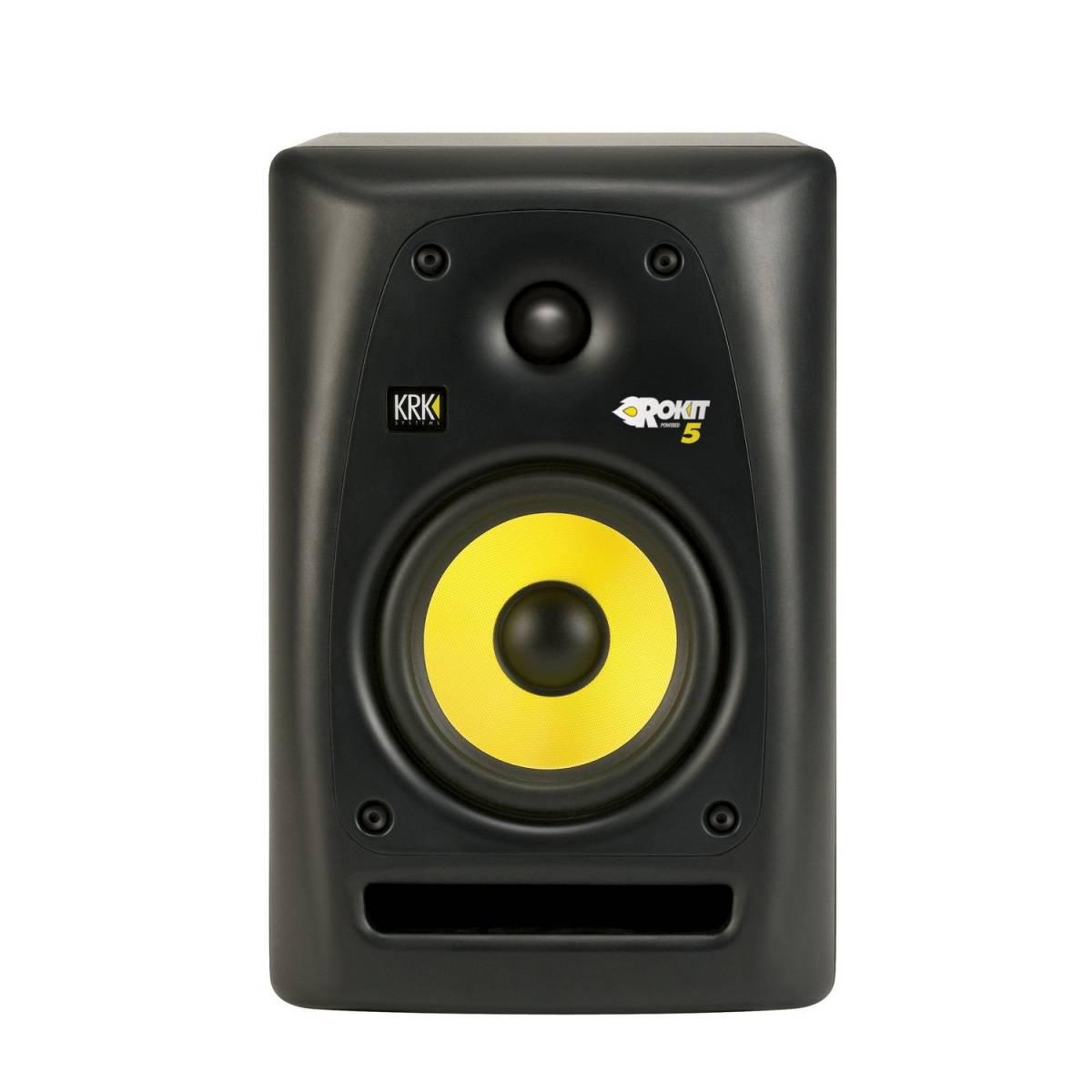 Krk Rp5 G2 Studio Monitor Single