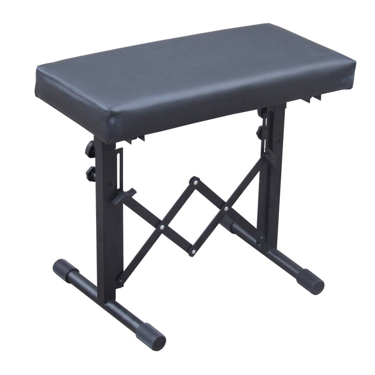 Fold Away Height Adjustable Keyboard Stool