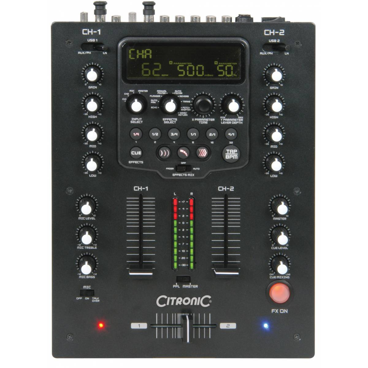 Citronic Smfx Channel Mixer