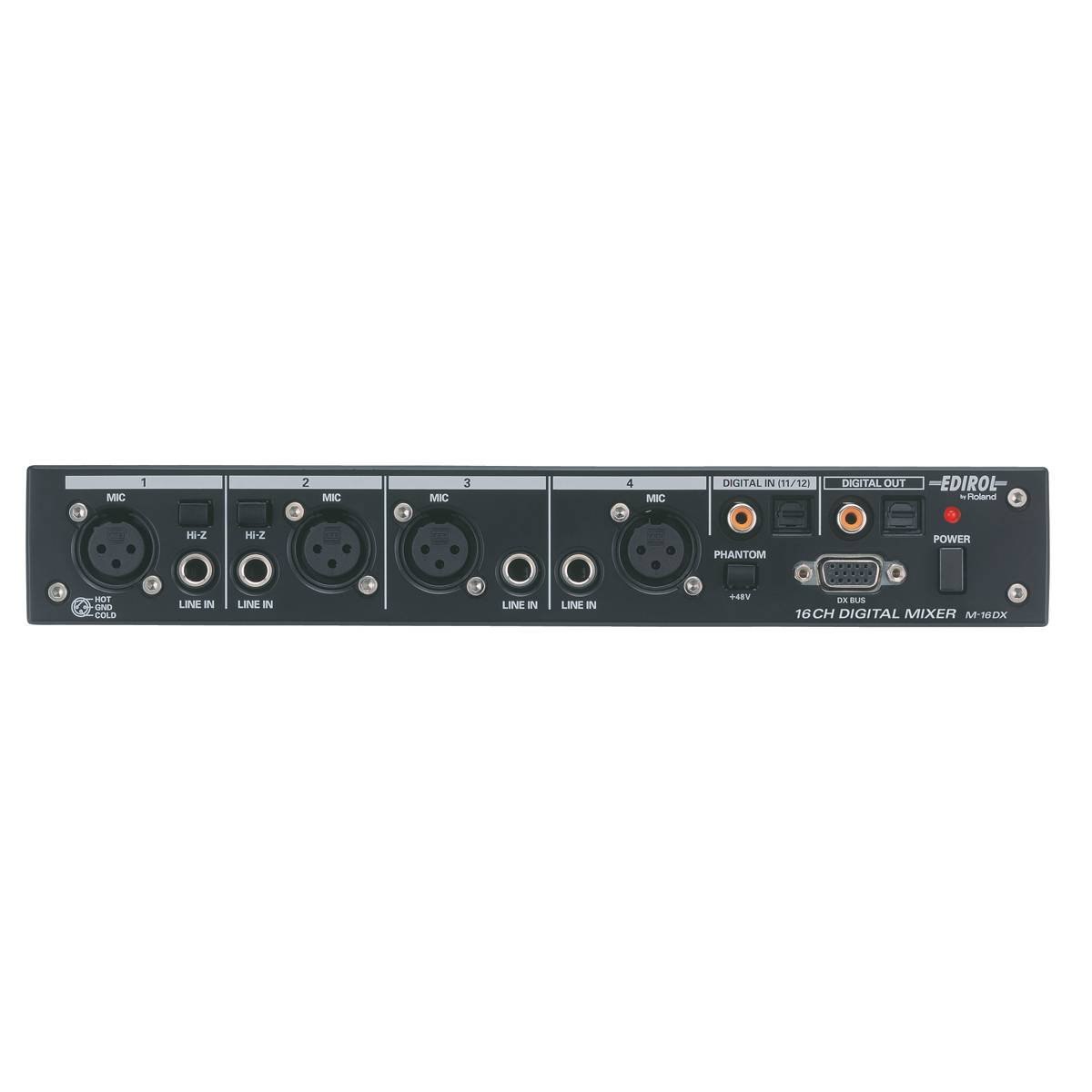 how to connect audio interface to mixer