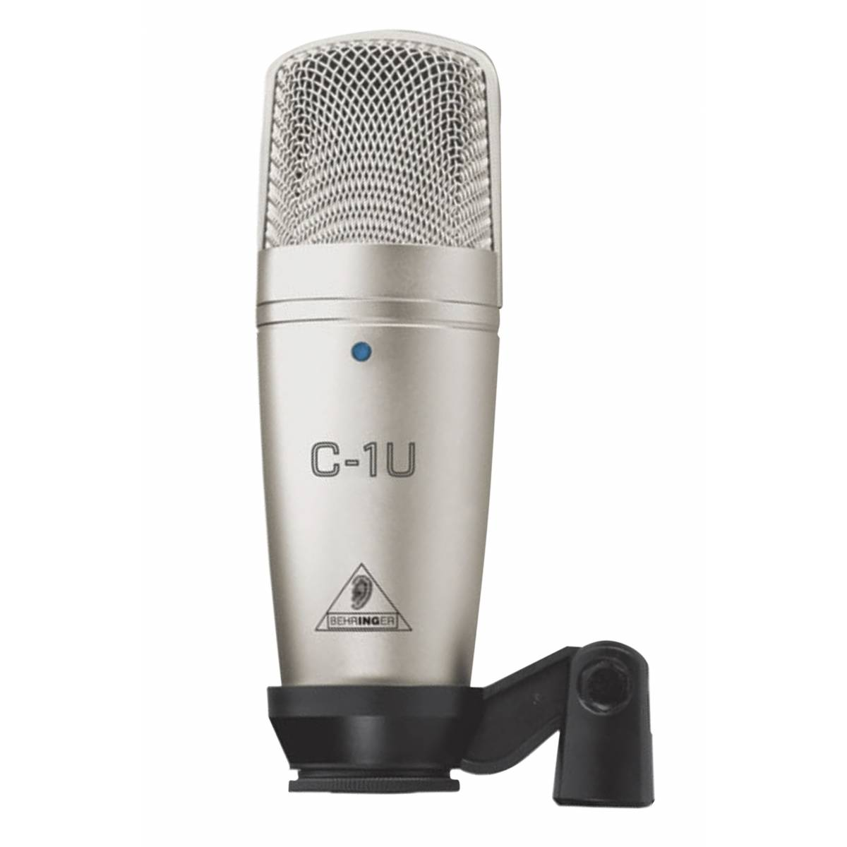behringer c1u usb studio condenser microphone usb microphones from inta audio uk. Black Bedroom Furniture Sets. Home Design Ideas