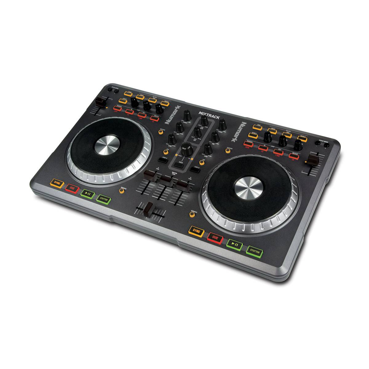 numark mixtrack dj controller. Black Bedroom Furniture Sets. Home Design Ideas