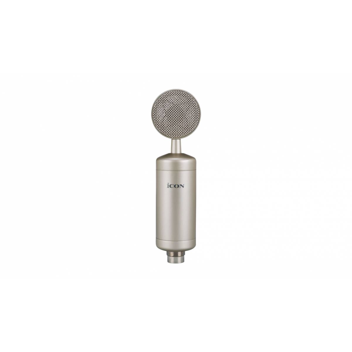 icon u1 usb recording microphone usb microphones from inta audio uk. Black Bedroom Furniture Sets. Home Design Ideas