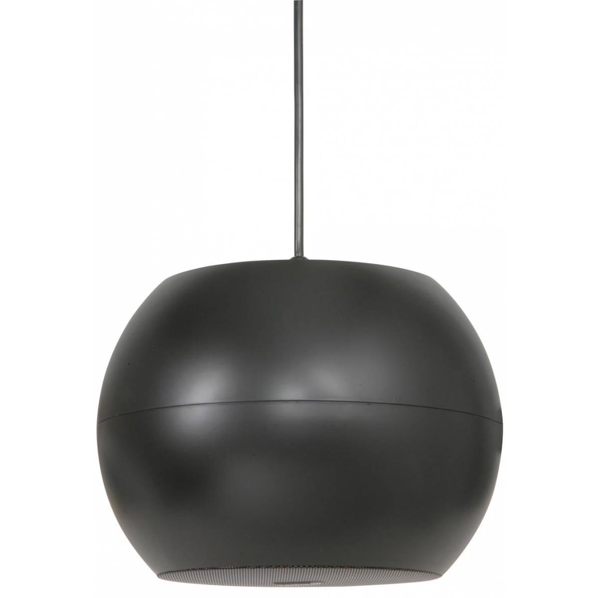 adastra pendant speaker 6 5 inch black 100v ceiling