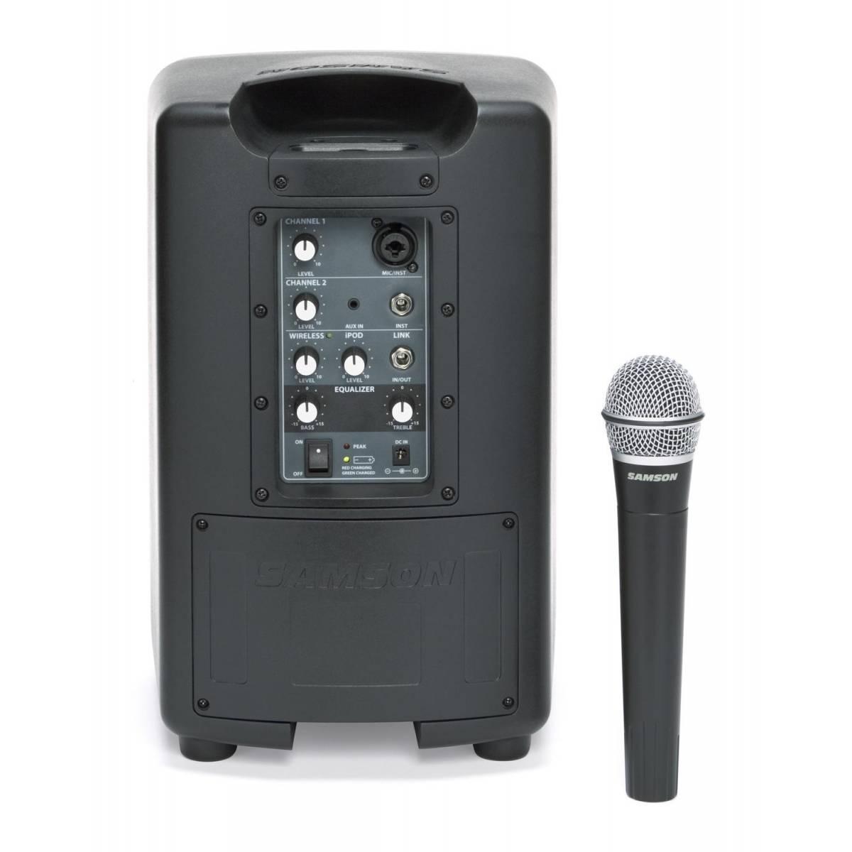 samson expedition 40iw portable pa system. Black Bedroom Furniture Sets. Home Design Ideas