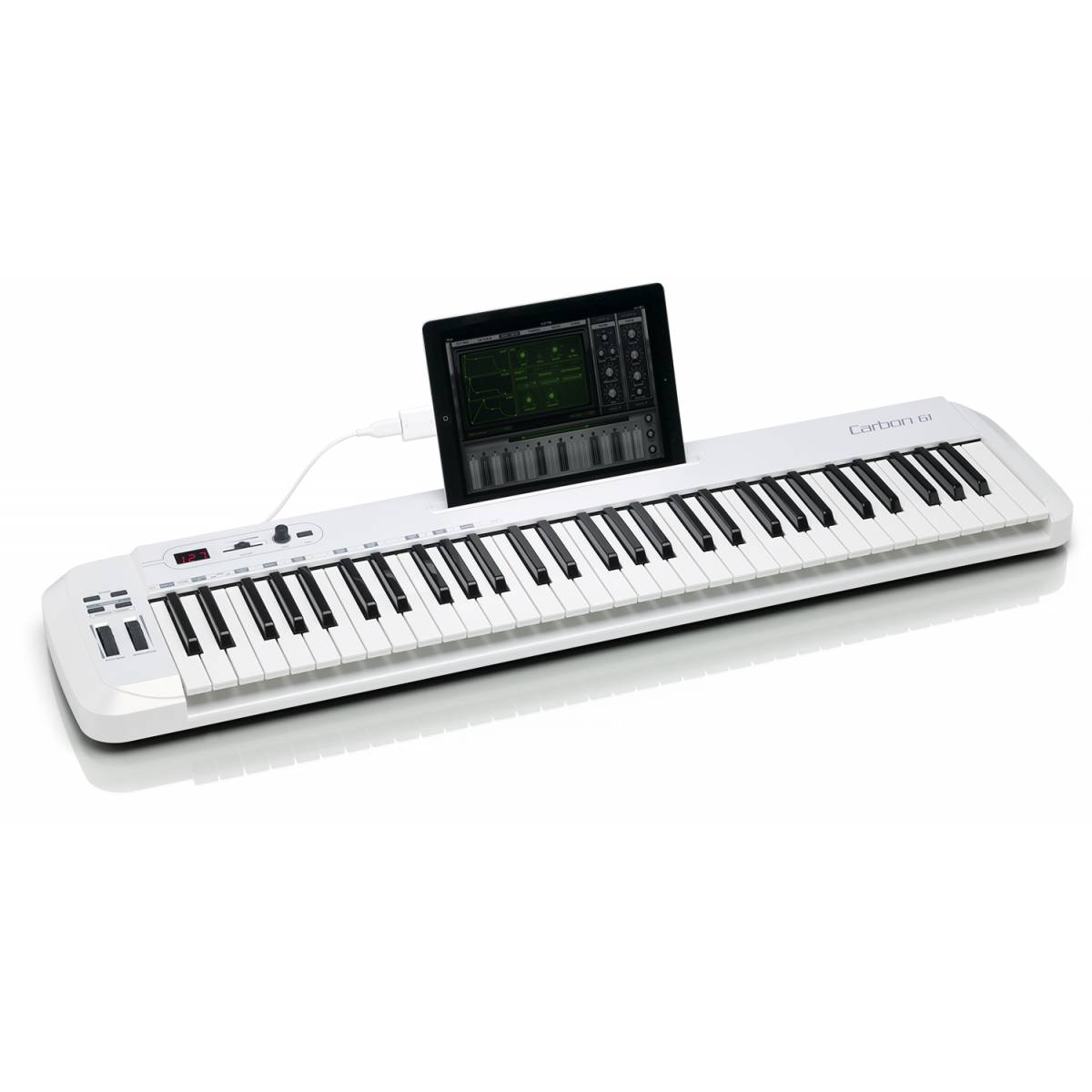 samson carbon 61 usb midi controller keyboard. Black Bedroom Furniture Sets. Home Design Ideas