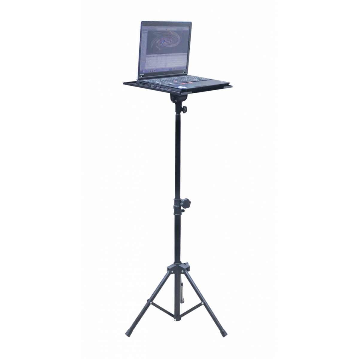 laptop tripod stand height adjustable soundlab g001dc. Black Bedroom Furniture Sets. Home Design Ideas