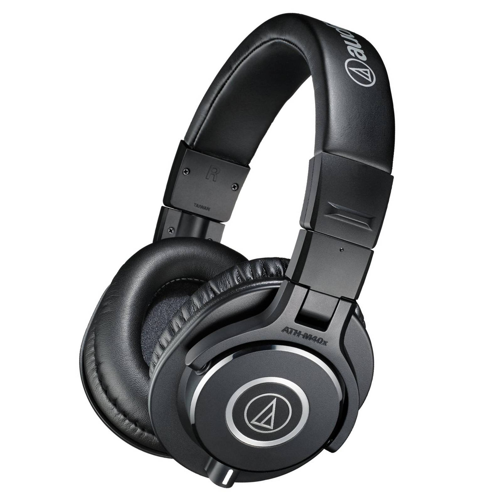 Audio-Technica ATH-M40x Closed-Back Professional Studio ...