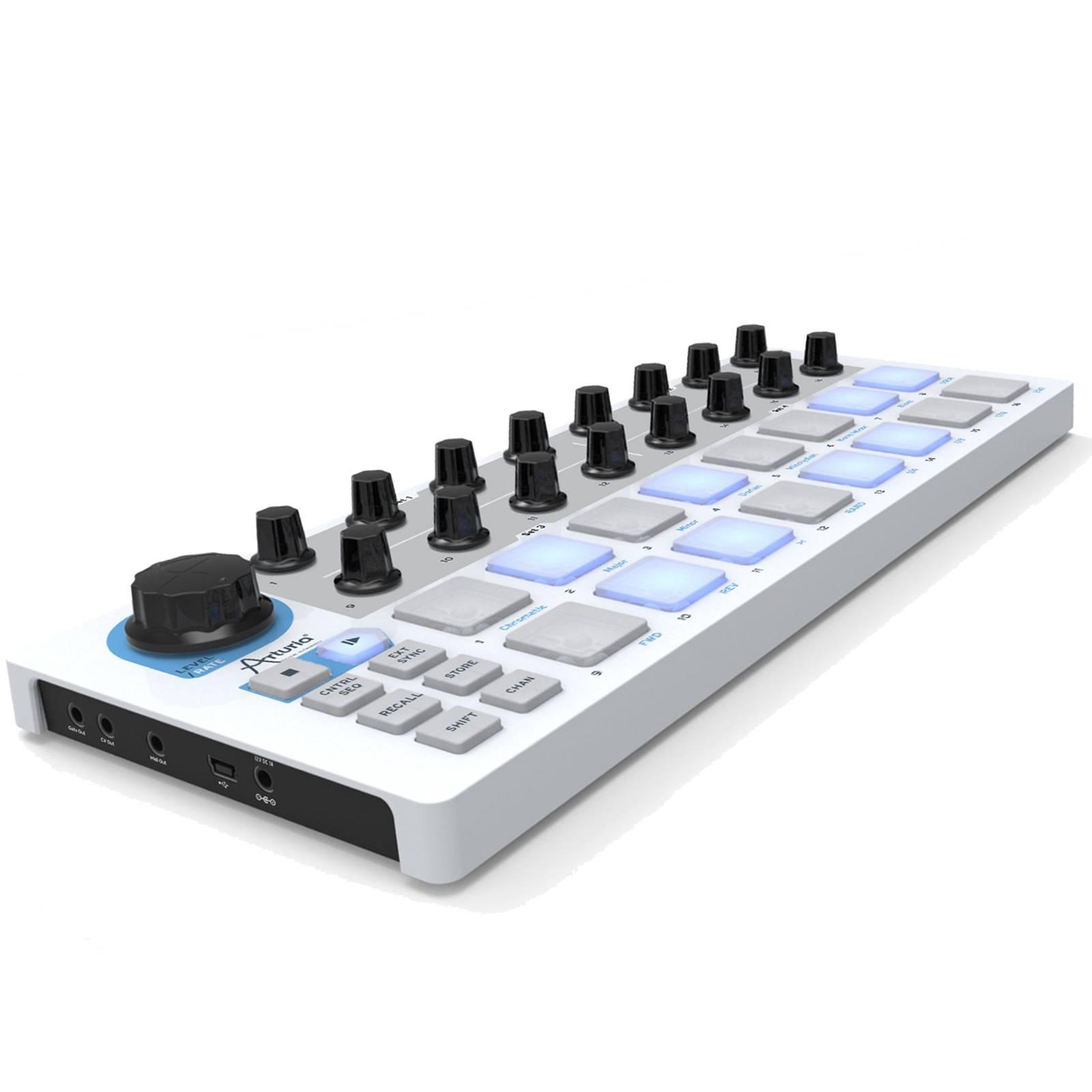 arturia beatstep step sequencer controller ebay. Black Bedroom Furniture Sets. Home Design Ideas