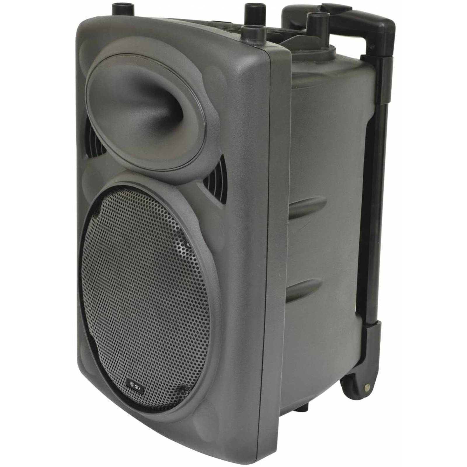 Qtx Qr10pa Portable Pa System Complete Pa System From