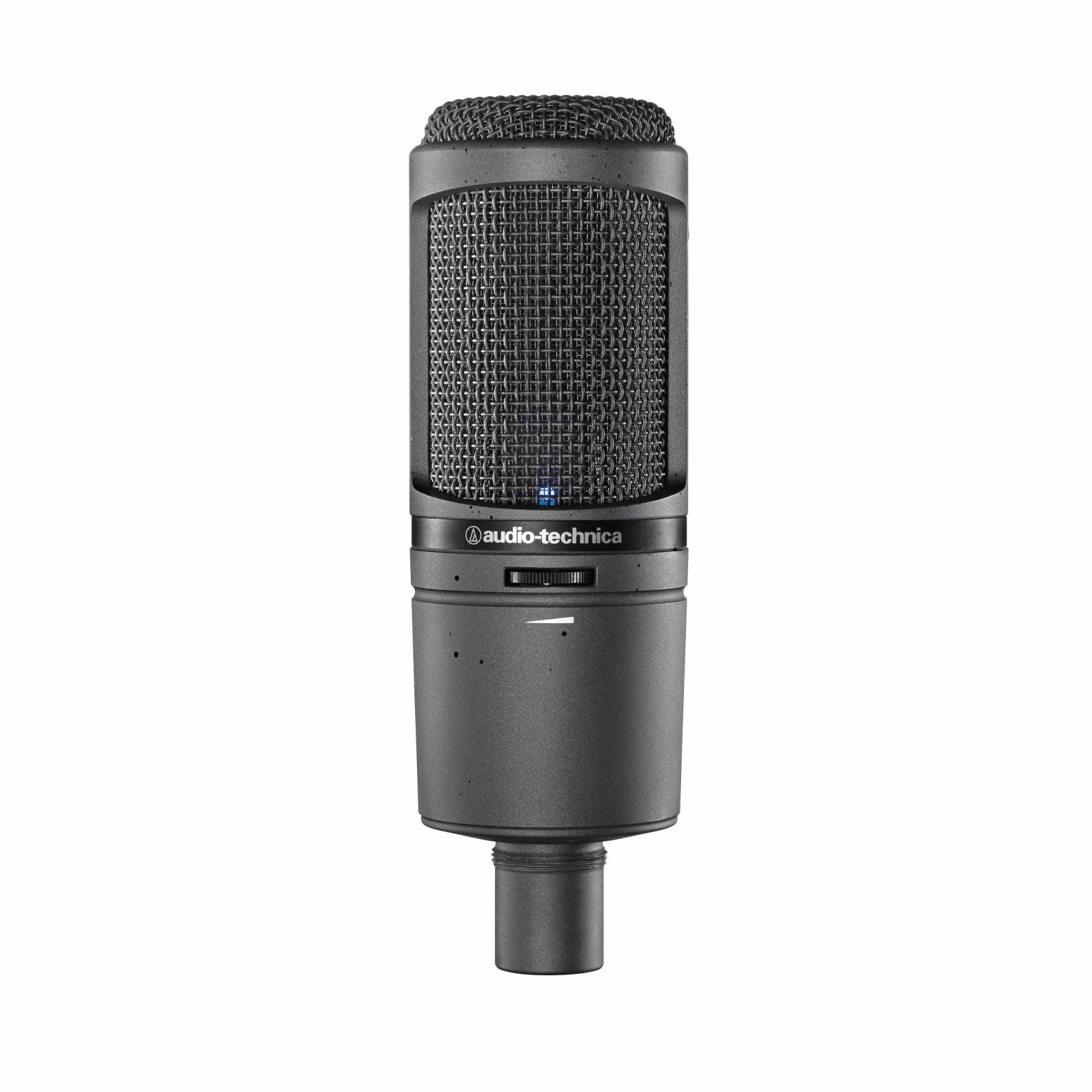 audio technica at2020usbi usb microphone with lightning connector usb microphones from inta. Black Bedroom Furniture Sets. Home Design Ideas